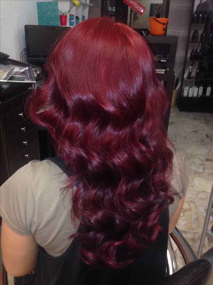 Red Hair Chi Color | Hair Color!! | Pinterest