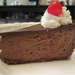 Fudge Truffle Cheesecake | Cheesecake Heaven | Pinterest