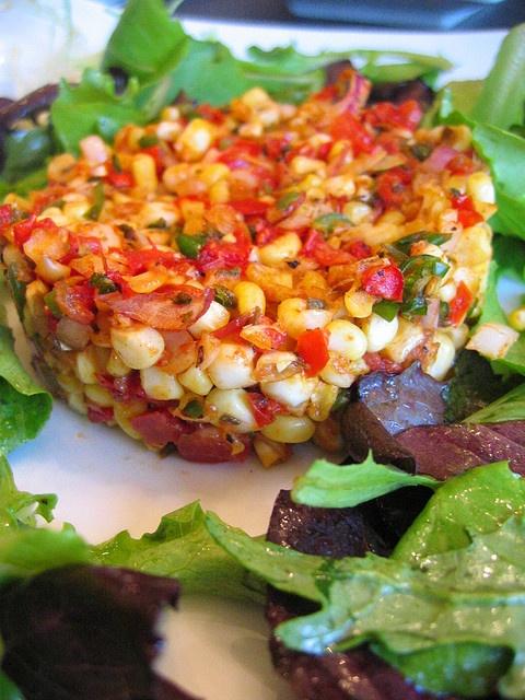 Corn Salsa With Lime Recipes — Dishmaps