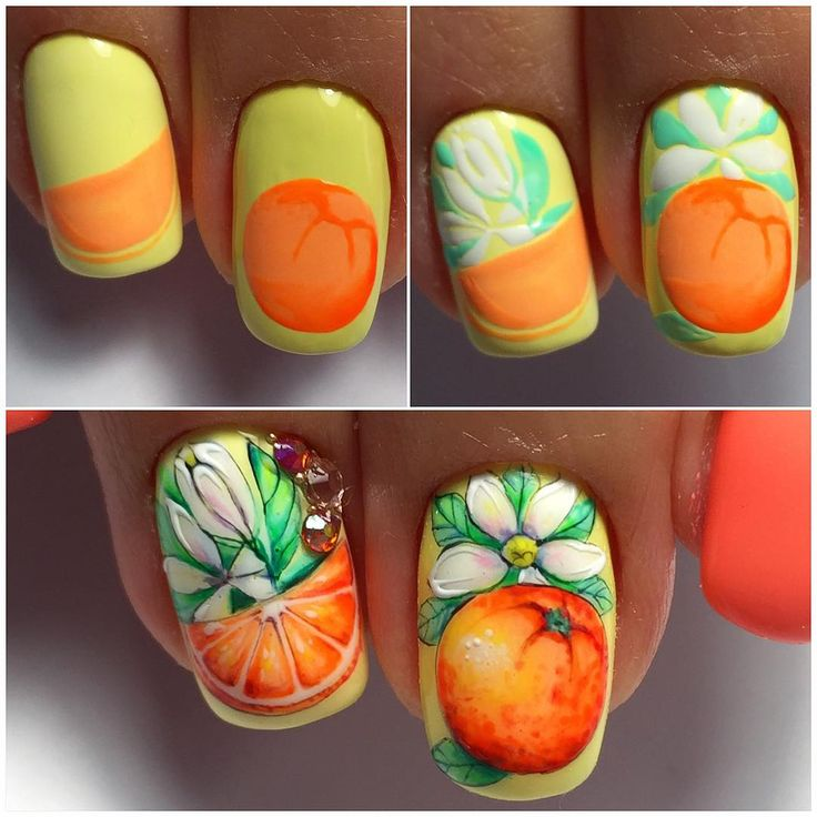 Discussion on this topic: Totally Hip Ideas for Summer Nails, totally-hip-ideas-for-summer-nails/