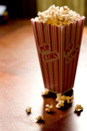 Perfect popcorn! | Chattavore | Pinterest