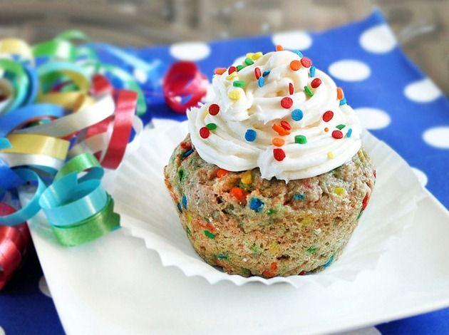 Single cupcake recipes