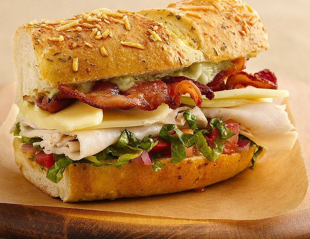 Killer Club Sandwich The Pioneer Woman   newhairstylesformen2014.com