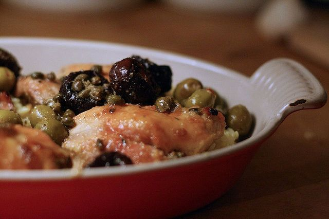 Chicken Marbella by Savour Fare by Savour Fare / silver palate . with ...