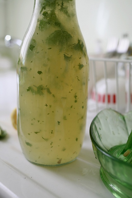 Mint Lemonade by the snail and the cyclops, via Flickr