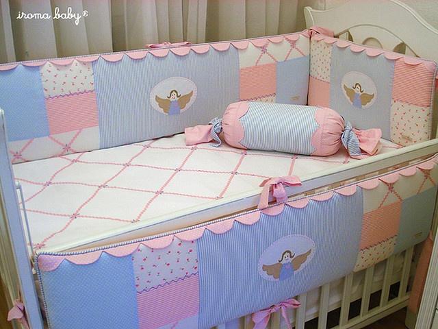 Kit Berço para decorar quarto de bebê38