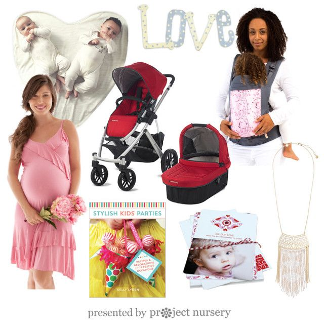 One VERY lucky Project Nursery reader will win our Share the Love Valentine's Day Grand Prize (over a $1,400 value).
