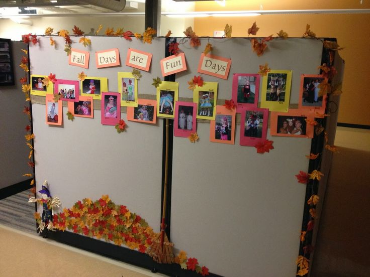 Christmas cubicle decorating contest - Pin By Cathy Holmes Baker On All Things Autumn Pinterest