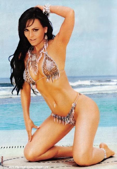 Bikini Image Of Maribel Guardia La Belleza
