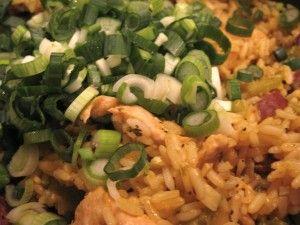 Chicken & Smoked Sausage Jambalaya | Healthier Recipes Worth Trying ...