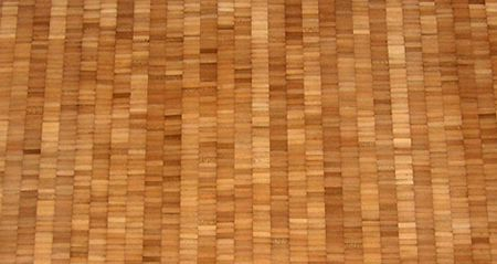 End Grain Bamboo Block And Flooring Under Your Feet