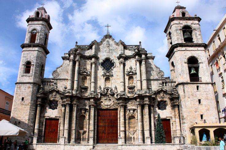 Havana, Cuba; Catedral de San Cristobal   Cuba   Pinterest