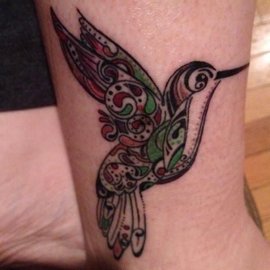 27 Hummingbird Tattoo Designs Ideas: Hummingbird Tattoo Ideas