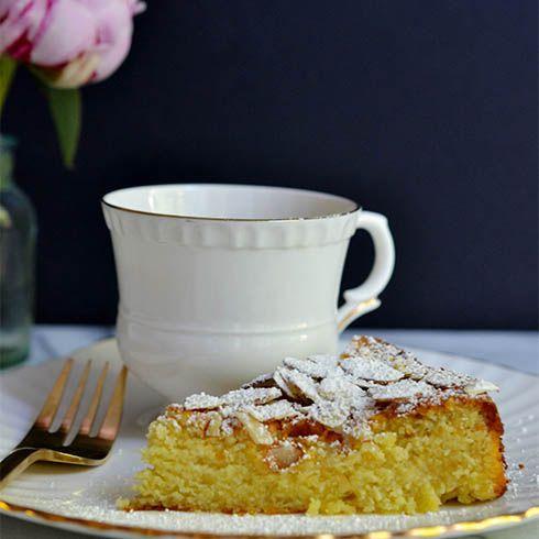 Flourless (uses almond flour) lemon, ricotta & almond cake adapted ...