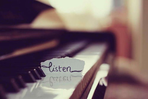 The love of Music <3