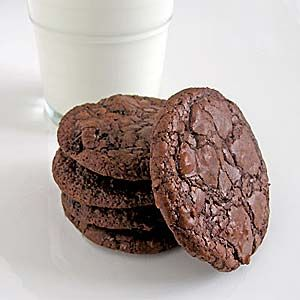 Times Holiday Cookie Bake-Off: Chocolate Cherry Ganache Cookies