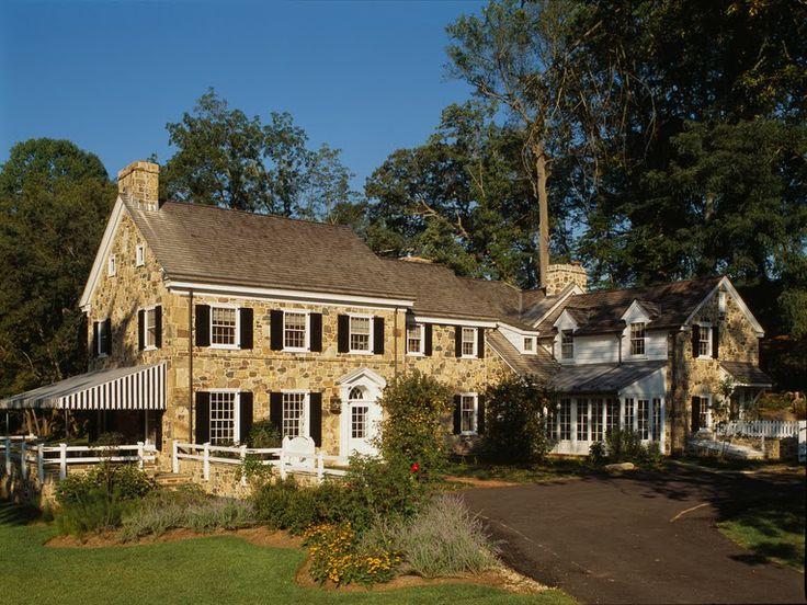 Beautiful PA Farm House Garden Pinterest