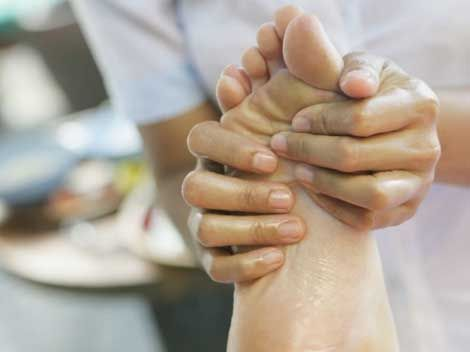 Pampering Your Feet Massages a Key to Good Health