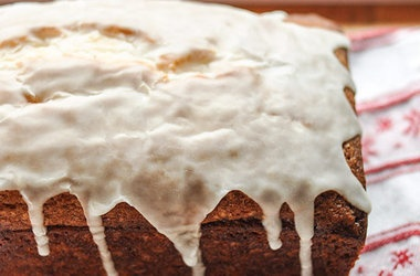 Whipped Eggnog Loaf Cake | Cakes and Cupcakes | Pinterest
