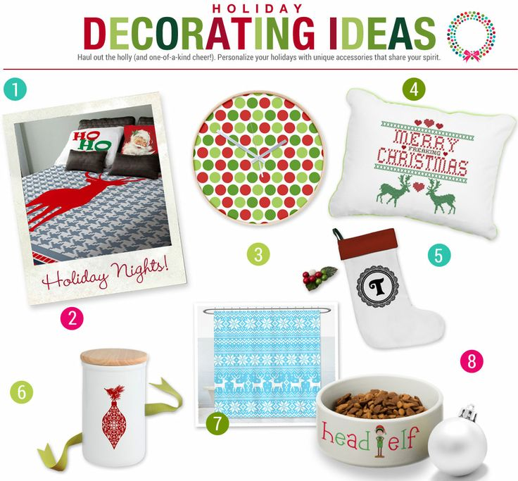 Holiday Home Decorating Ideas | Holiday & Party Ideas | Pinterest