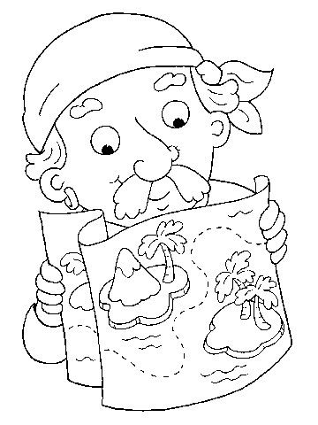 Color Pirate Theme Pages Entertaining Toddler Ideas Pirate Themed Coloring Pages