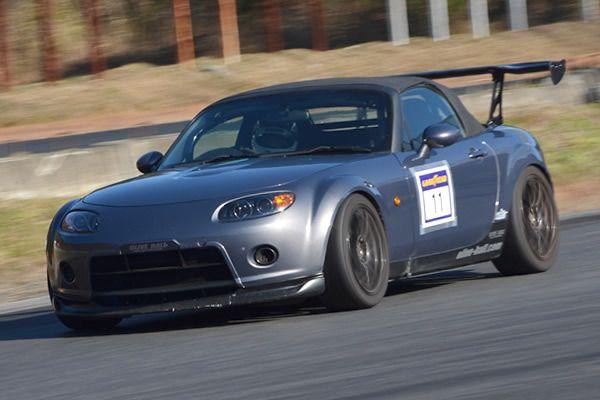 Nc Mazda Miata Track Day Pinterest