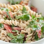 Arugula and Goat Cheese Pasta Salad - Cookie and Kate