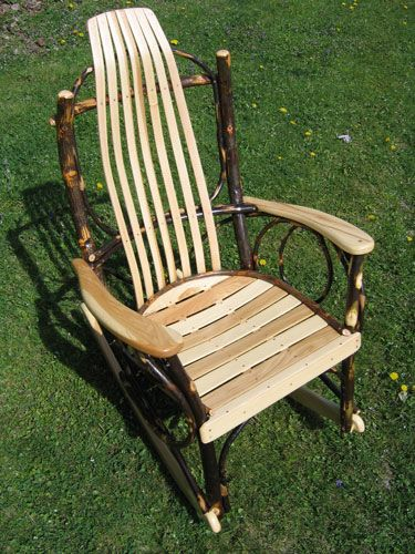 ve always wanted a natural bentwood rocker. Would be nice to have a ...