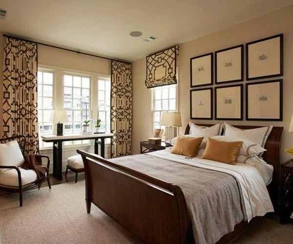 Moderne Büromöbel Für Zuhause ~ 25 Moderne Gardinen Ideen Für Ihr Zuhause Pictures
