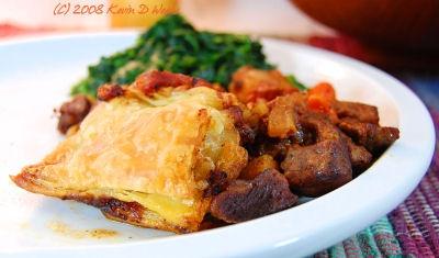 Steak and Guinness pie | Ireland | Pinterest