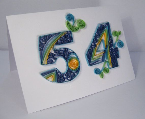 Pin by KT on quilling - letters, numbers, words | Pinterest