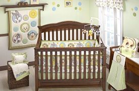 Baby Looney Tunes Nursery Stuff, Crib Bedding and Decorations