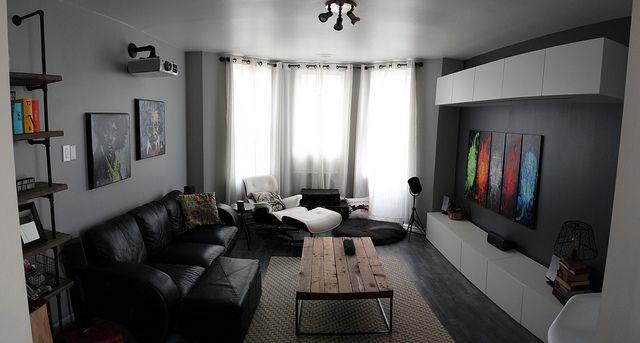 Hide Projector Screen In Cabinets Cosas Para La Casa Pinterest
