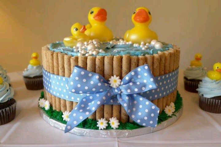 pin rubber duck baby shower on ducky cake nutley nj cake on pinterest