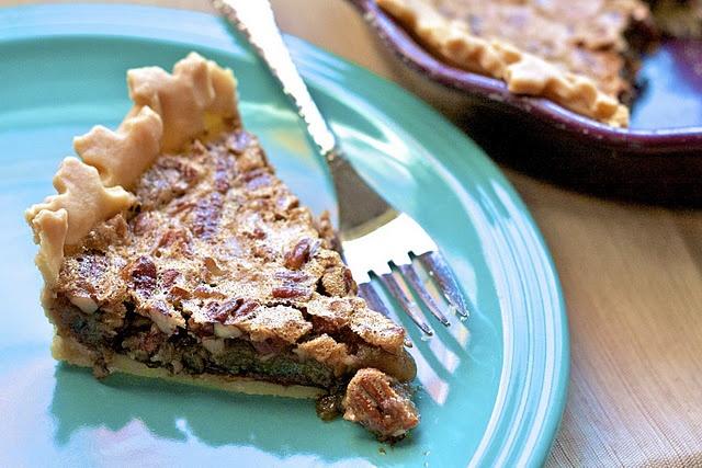 Nutella Pecan Pie