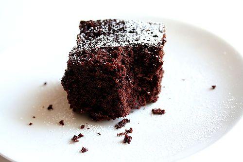 Negative Calorie Chocolate Cake | Recipe