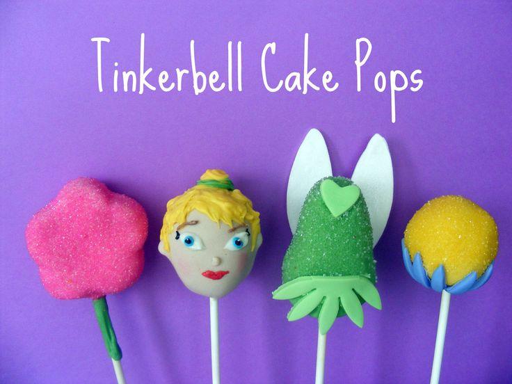 cake pops disney princess