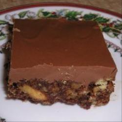Chocolate Tiffin   Recipe