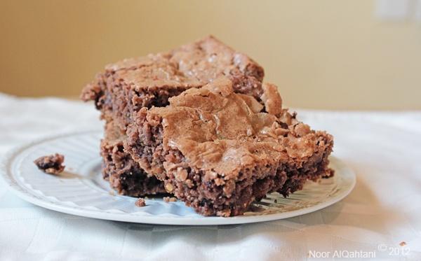 Snicker Bite Brownies | desserts | Pinterest