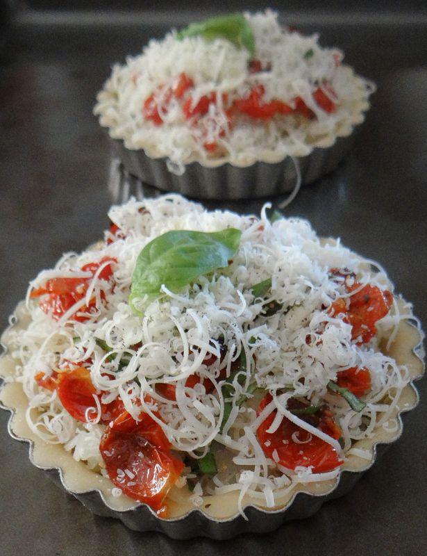 Pastor Ryan's Roasted Ricotta Roma Tomatoes Recipe — Dishmaps
