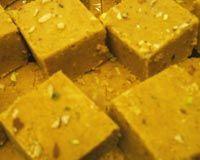 crystal crunch fudge besan burfi global table adventure crystal crunch ...