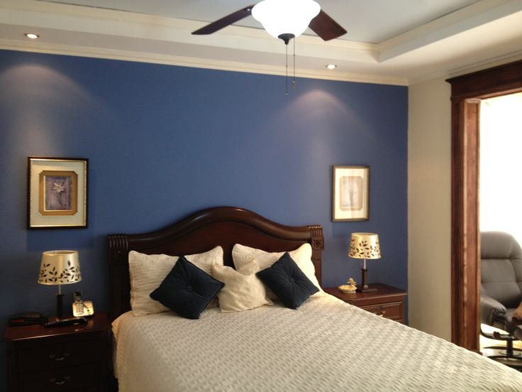 blue beige and brown master bedroom home deocr pinterest