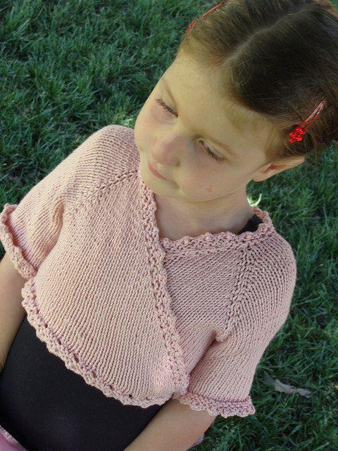 Ballet Shrug Knitting Pattern : Arabesque Ballet Wrap Knitting Pattern. Knit/Crochet Pinterest