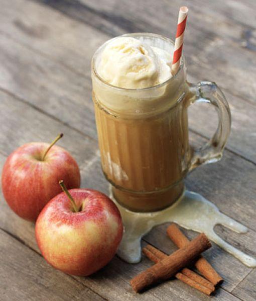 Apple Cider Floats | Sweet Treats | Pinterest