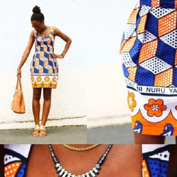 Khanga Dress Designs