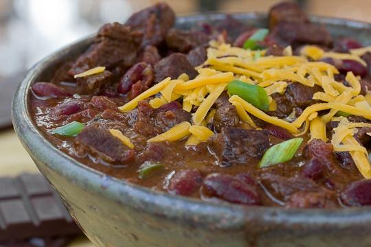Beef and Bean Chili | Recipe