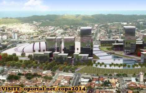 Arena das Dunas – Natal/RN