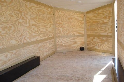 Plywood walls plywood for the home pinterest for Plywood wall sheathing