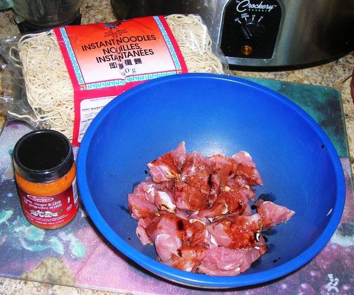 How to Make Pork, Pepper Stir Fry