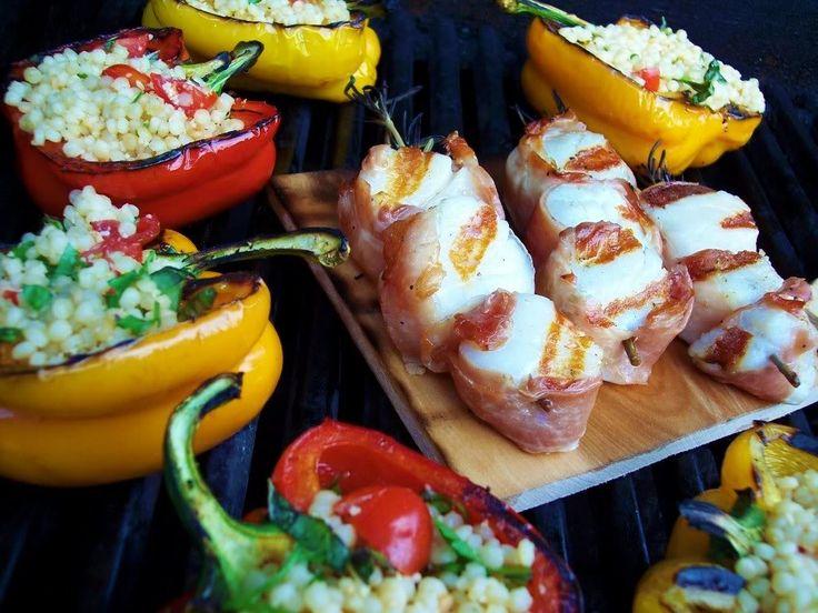 prosciutto grilled scallops wrapped in prosciutto prosciutto wrapped ...